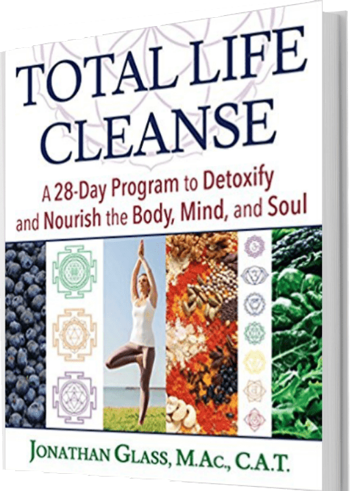 Healing Essence Total Life Cleanse Book