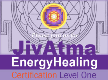 JivAtma Energy Healing Certification with Jonathan Glass